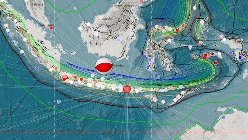 Gempa Bumi Dan Tsunami Di Pantai Selatan Jatim Bersifat Potensi Begini Penjelasannya Kicknews Today